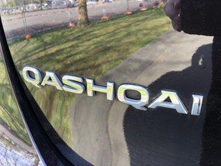 2017 Nissan Qashqai J11 ST Burgundy 1 Speed Constant Variable Wagon