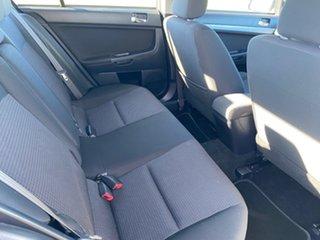 2009 Mitsubishi Lancer CJ MY09 VR Sportback White 5 Speed Manual Hatchback