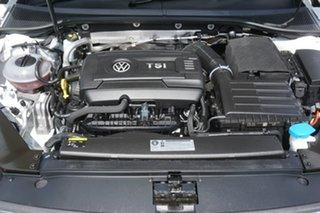 2016 Volkswagen Passat 3C (B8) MY16 132TSI DSG Comfortline Pure White 7 Speed