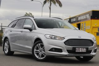 2017 Ford Mondeo MD 2017.50MY Ambiente Moondust Silver 6 Speed Sports Automatic Dual Clutch Wagon.