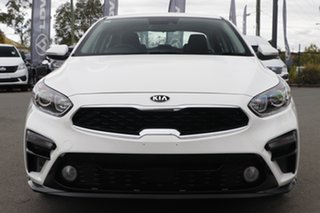 2020 Kia Cerato BD MY21 SI Clear White 6 Speed Sports Automatic Sedan