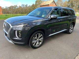 2021 Hyundai Palisade LX2.V1 Highlander Grey Sports Automatic Wagon.