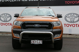 2016 Ford Ranger PX MkII MY17 Wildtrak 3.2 (4x4) Inferno 6 Speed Automatic Dual Cab Pick-up.