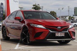 2019 Toyota Camry ASV70R SX Feverish Red 6 Speed Sports Automatic Sedan.