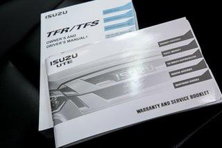 2018 Isuzu D-MAX MY17 LS-Terrain Crew Cab Silver 6 Speed Sports Automatic Utility