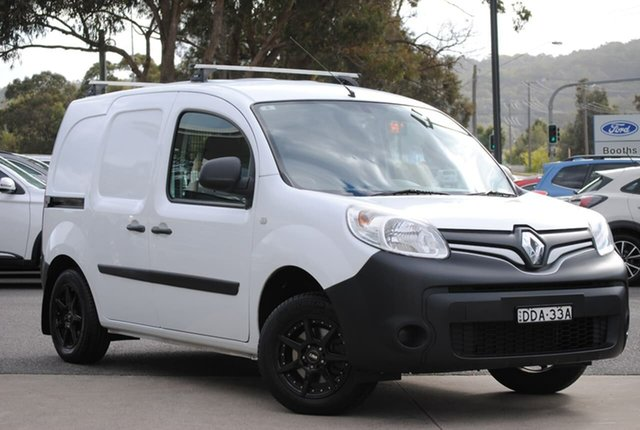 Used Renault Kangoo F61 Phase II West Gosford, 2015 Renault Kangoo F61 Phase II White 4 Speed Automatic Van