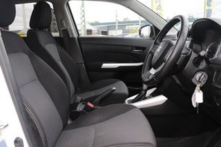 2015 Suzuki Vitara LY RT-S 2WD Cool White 6 Speed Sports Automatic Wagon