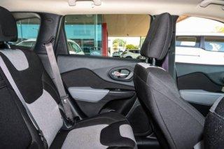 2014 Jeep Cherokee KL Sport White 9 Speed Sports Automatic Wagon