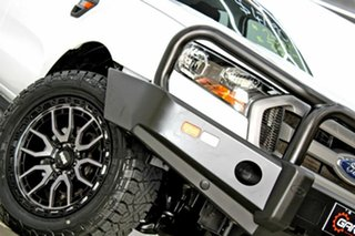 2018 Ford Ranger PX MkII MY18 XLS 3.2 (4x4) White 6 Speed Automatic Double Cab Pick Up.