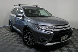 2016 Mitsubishi Outlander ZK MY16 LS 2WD 6 Speed Constant Variable Wagon.