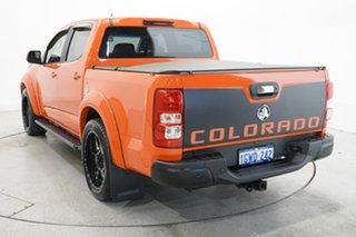 2019 Holden Colorado RG MY20 LTZ Pickup Crew Cab Orange 6 Speed Sports Automatic Utility.