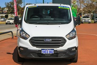 2018 Ford Transit Custom VN 2018.5MY 300S (Low Roof) White 6 Speed Automatic Van