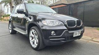 2009 BMW X5 E70 MY09 xDrive 30d Executive Black 6 Speed Auto Steptronic Wagon.