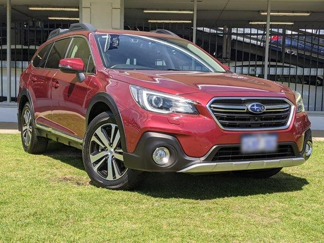 Used Subaru Outback B6A MY19 3.6R CVT AWD Victoria Park, 2018 Subaru Outback B6A MY19 3.6R CVT AWD Red 6 Speed Constant Variable Wagon