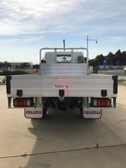 2021 Isuzu N Series NNR 45-150 Crew Traypack Automated Manual Transmission
