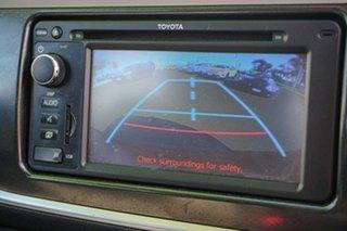 2014 Toyota Corolla ZRE182R Ascent Sport S-CVT Orange 7 Speed Constant Variable Hatchback