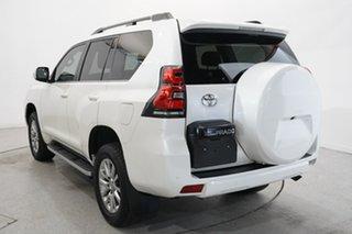 2019 Toyota Landcruiser Prado GDJ150R VX White 6 Speed Sports Automatic Wagon.