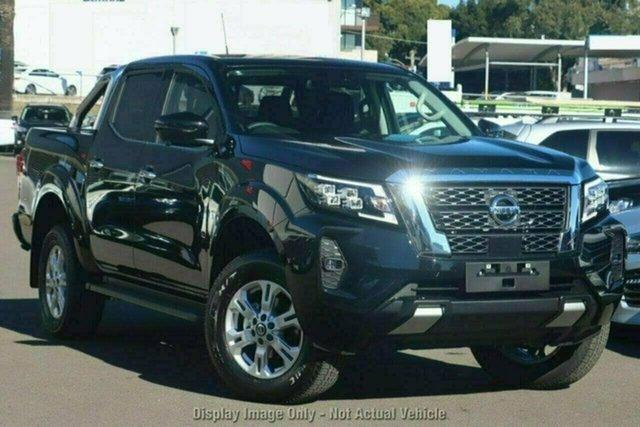 New Nissan Navara D23 MY21 ST Castle Hill, 2021 Nissan Navara D23 MY21 ST Black Star 7 Speed Sports Automatic Utility