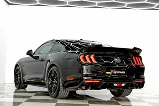 2019 Ford Mustang FN Fastback GT 5.0 V8 Black 10 Speed Automatic Coupe