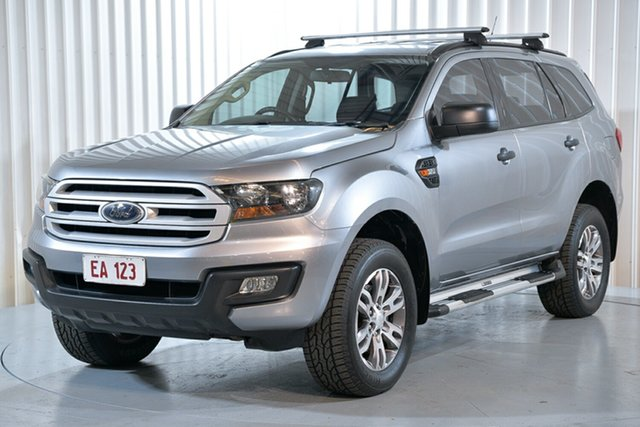Used Ford Everest UA Ambiente Hendra, 2015 Ford Everest UA Ambiente Grey 6 Speed Sports Automatic SUV