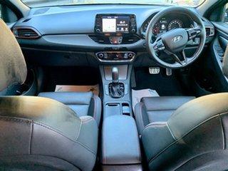 2019 Hyundai i30 PD.3 MY20 N Line D-CT Premium Black 7 Speed Sports Automatic Dual Clutch Hatchback