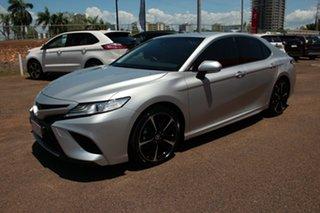 2020 Toyota Camry GSV70R SX Silver 8 Speed Automatic Sedan.