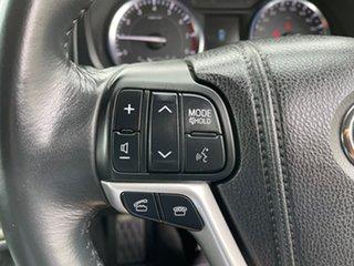 2013 Toyota Kluger GSU55R GXL AWD Silver 6 Speed Sports Automatic Wagon