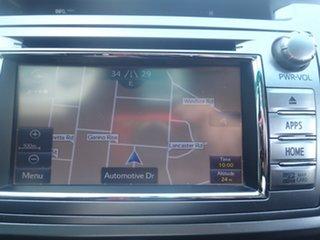 2014 Toyota Hilux KUN26R MY14 SR5 Black (4x4) Grey Metallic 5 Speed Automatic Dual Cab Pick-up