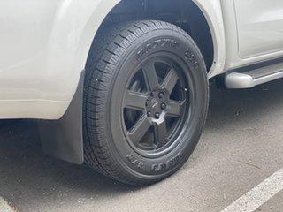 2016 Nissan Navara D23 ST 4x2 White 7 Speed Sports Automatic Utility