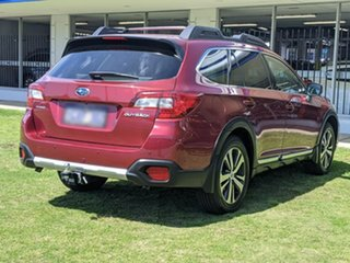 2018 Subaru Outback B6A MY19 3.6R CVT AWD Red 6 Speed Constant Variable Wagon