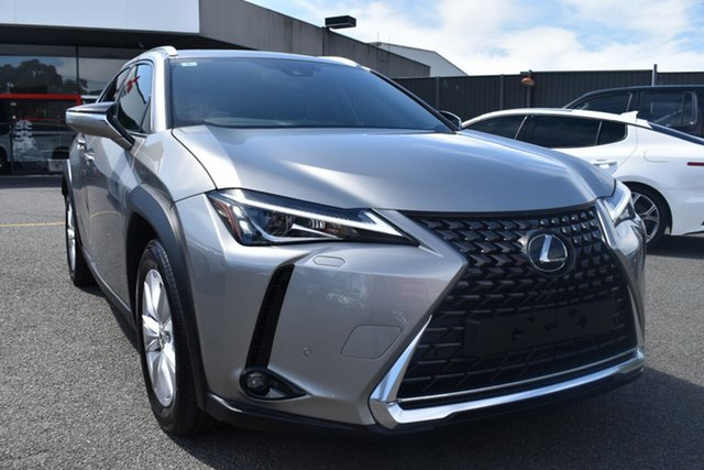 Used Lexus UX MZAA10R UX200 2WD Luxury Wantirna South, 2019 Lexus UX MZAA10R UX200 2WD Luxury Billet Silver 1 Speed Constant Variable Hatchback