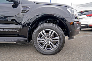 2021 Ford Ranger PX MkIII 2021.25MY Wildtrak Black 10 Speed Sports Automatic Double Cab Pick Up