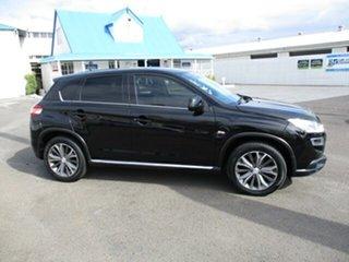 2012 Peugeot 4008 Black 6 Speed Automatic Hatchback