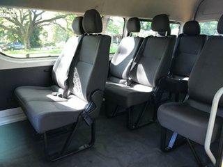 2017 Toyota HiAce KDH223R MY16 Commuter (12 Seats) White Bus
