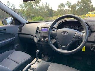 2011 Hyundai i30 FD Trophy White Automatic Hatchback