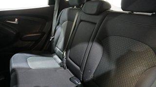 2012 Hyundai ix35 LM2 Active Silver 5 Speed Manual Wagon