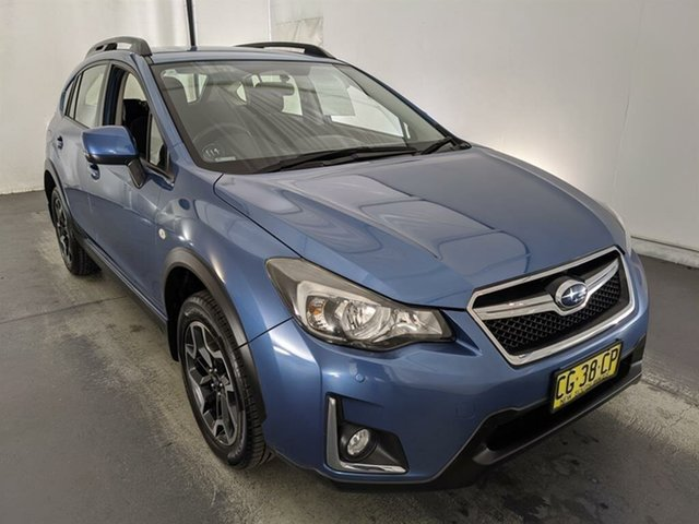 Used Subaru XV G4X MY16 2.0i-S Lineartronic AWD Maryville, 2015 Subaru XV G4X MY16 2.0i-S Lineartronic AWD Blue 6 Speed Constant Variable Wagon