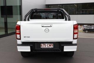 2021 Mazda BT-50 TFR40J XTR 4x2 Ice White 6 Speed Sports Automatic Utility