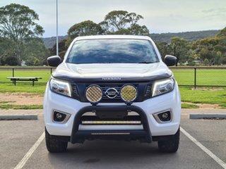 2016 Nissan Navara D23 ST 4x2 White 7 Speed Sports Automatic Utility.