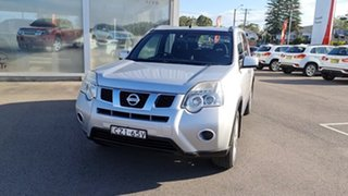 2011 Nissan X-Trail T31 Series IV ST Silver 1 Speed Constant Variable Wagon