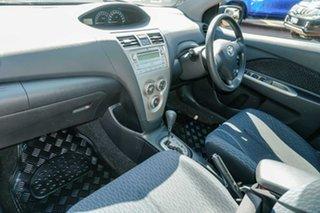 2008 Toyota Yaris NCP93R YRS Blue 4 Speed Automatic Sedan