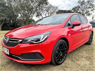 2016 Holden Astra BK MY17 RS Red 6 Speed Sports Automatic Hatchback