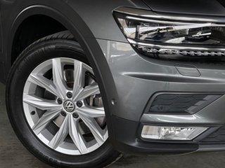 2017 Volkswagen Tiguan 5N MY17 162TSI DSG 4MOTION Highline Grey 7 Speed Sports Automatic Dual Clutch