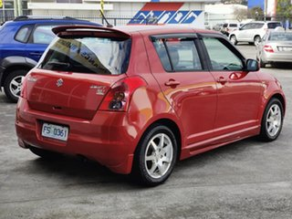 2007 Suzuki Swift RS415 Red 5 Speed Manual Hatchback.