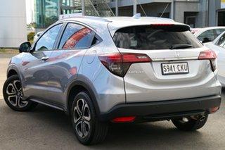 2020 Honda HR-V MY20 VTi-LX Lunar Silver 1 Speed Constant Variable Hatchback.