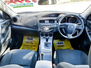 2010 Mazda 3 BL Neo Black 5 Speed Automatic Sedan