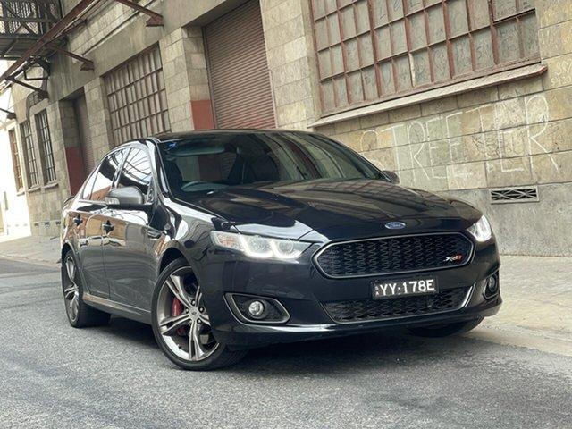 Used Ford Falcon FG X XR8 Cheltenham, 2015 Ford Falcon FG X XR8 Black 6 Speed Sports Automatic Sedan