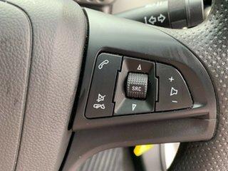 2016 Holden Barina TM MY16 CD White 5 Speed Manual Hatchback