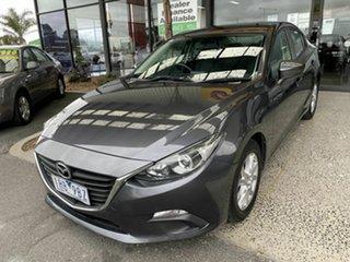 2016 Mazda 3 BM MY15 Neo Grey 6 Speed Automatic Sedan