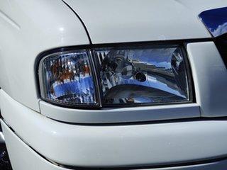 2005 Mazda Bravo B2500 DX White 5 Speed Manual Cab Chassis.